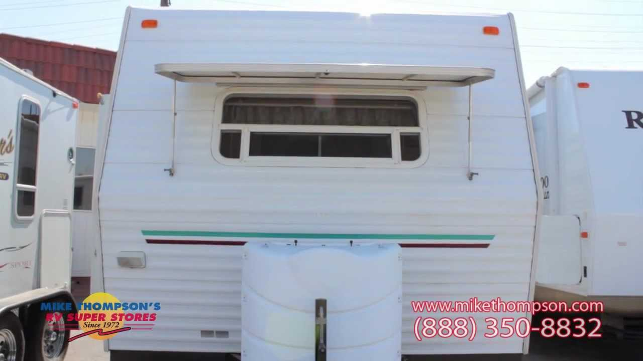 2002 Fleetwood Mallard For Sale- Mike Thompson's RV Super Stores
