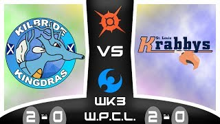 WPCL Season 3 Wk3 - vs St. Louis Krabbys thumbnail