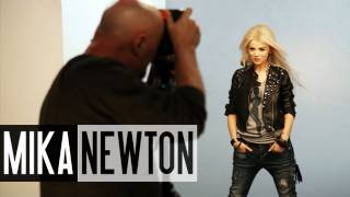 Mika Newton's Photoshoot with Robert Sebree & Marina Toybina (Behind the Scenes)
