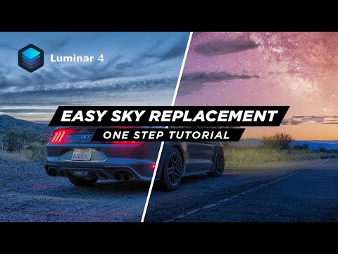 how-to-replace-the-sky-in-luminar-4