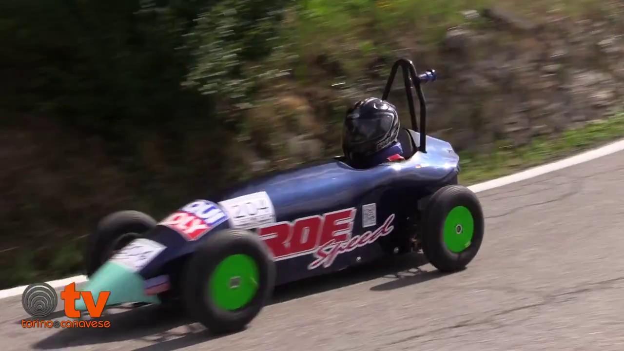 35° Campionato Europeo di Speed Down a Viù