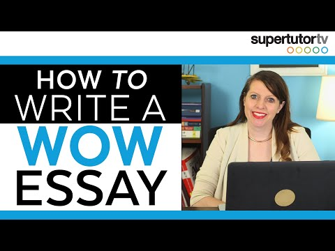 How To Write A WOW College Essay! Tips For The Common App, Coalition App And Personal Statements