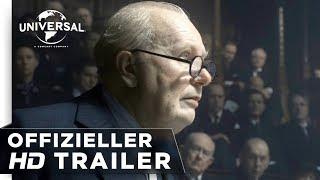 Die dunkelste Stunde - Trailer #2 deutsch/german HD