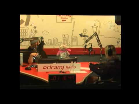 151214 aring radio k poppin' - 15& 백예린