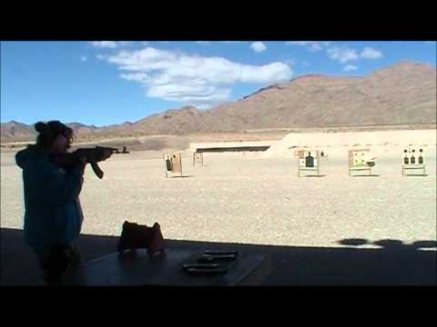 Dena Shooting The Arsenal Slr-95 Ak-47 Type 7 62X39Mm 30Rd