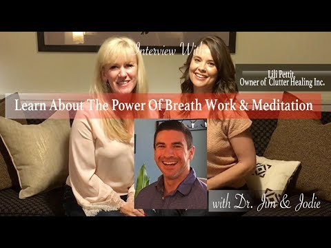 The Power Of Breath Work and Meditation | Interview with Lili Pettit