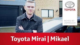 Toyota Mirai Wasserstoffauto | Erfahrungsbericht von Mikael Sloth