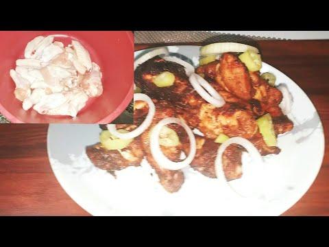 recette-des-ailes-de-poulet-mariné-avec-du-miel-un-délice-pour-la-famille-||-best-honey-chicken-wing