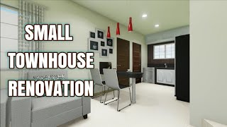 House Renovation - Small Townhouse Interior Design