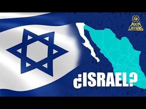 El plan para establecer Israel en Baja California