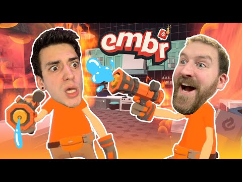 WE ARE THE WORST FIRE FIGHTERS EVER! Embr featuring @Sam Tabor Gaming |