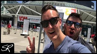 🔴 E3 2018 LIVE - WE MADE IT!!! | Let the Fun Begin!