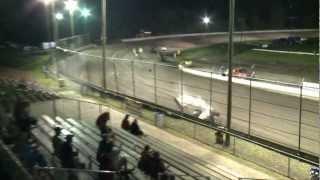 Volusia Speedway l Wrecks