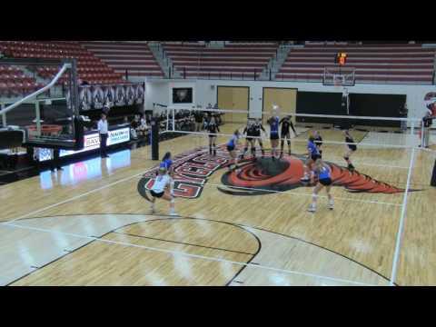 Brooklin Edwards Harrison Volleyball Highlights- Sophomore Year