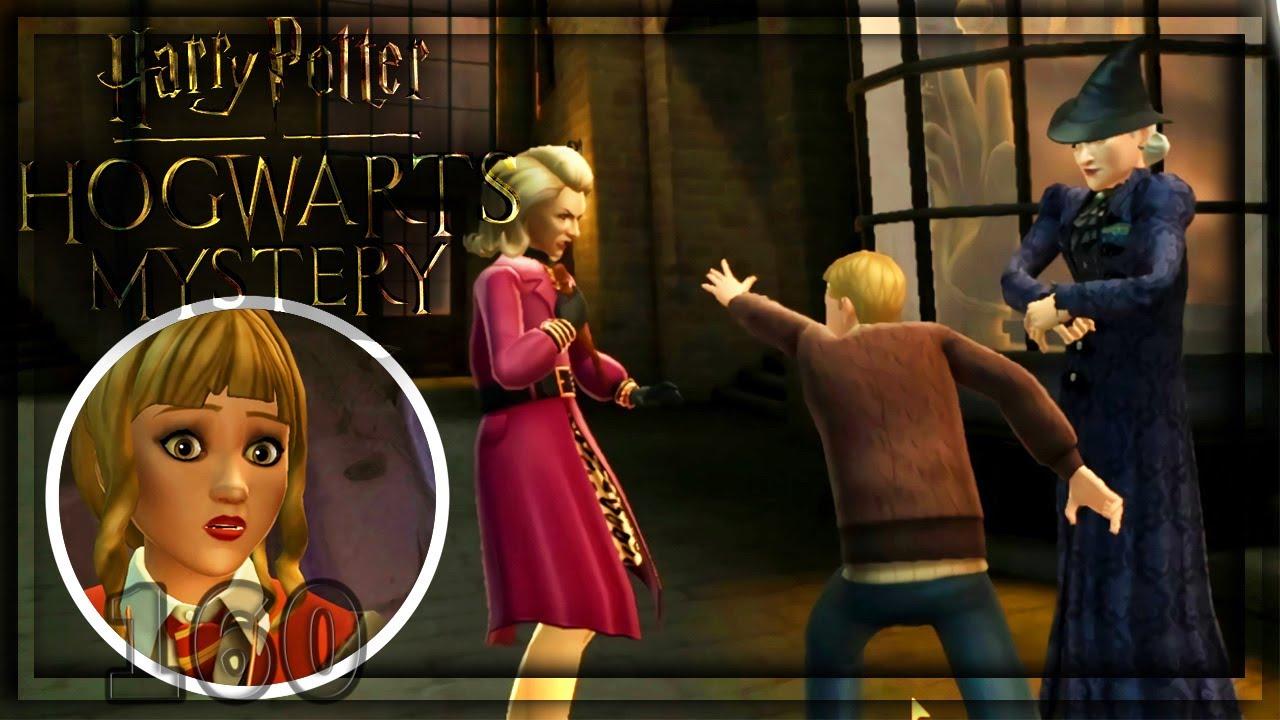 ➤Les SORCIERS MALEFIQUES nous ATTAQUENT ! #160 [Harry potter Hogwarts Mystery]