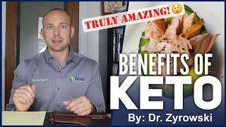 Top 5 Health Benefits of Ketosis