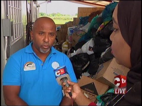 Businessman Donates Barge To Transport Supplies To Dominica