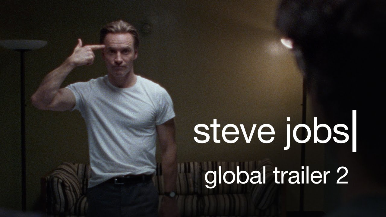 Download Steve Jobs (2015) - Global Trailer 2 (HD) Universal Pictures