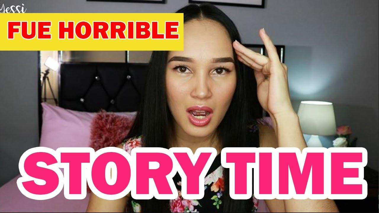Story time /ALGO HORRIBLE PASO EN ESTA CASA/ Me tocó vivir en ella - Yessi tu amiga