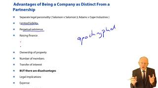 Trading Certificates, Lifting the Veil - ACCA Corporate and Business Law (LW) (ENG) (GLO)