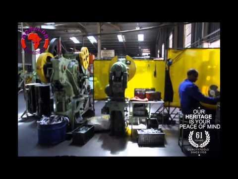 GV Donald Africa Factory