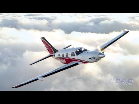 Aero-TV: The 'All-New' M600 Program - Piper's New 'Leader Of The Pack'