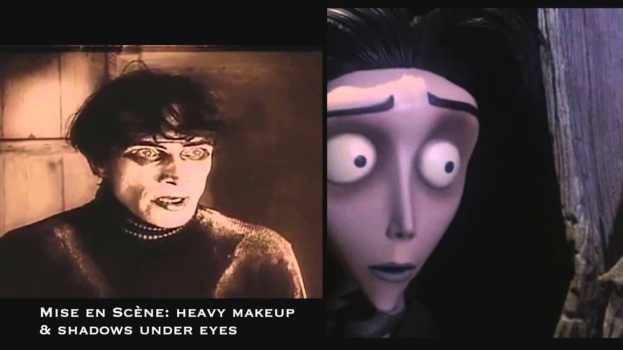 video essay comparison of dr caligari and the corpse bride video essay comparison of dr caligari and the corpse bride