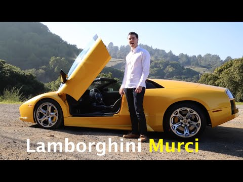 Lamborghini Murcielago Roadster Review, 0-60mph and Epic Exhaust