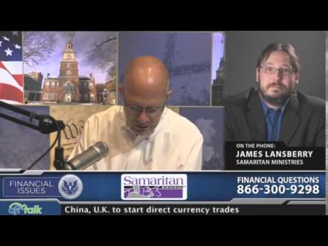 Interview with James Lansberry of Samaritan Ministries