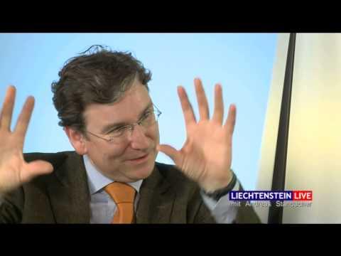 Liechtenstein LIVE mit Prof. Dr. Martin Wenz