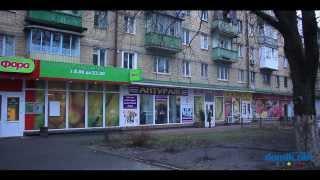 видео Академика Стражеско на карте киева