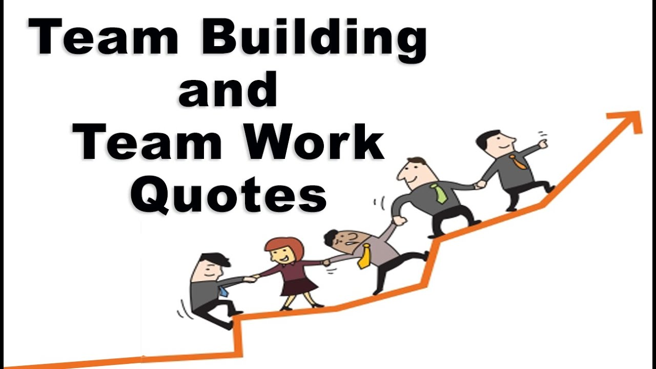 Work Inspirational Quotes Motivational Quotes For Team Building & Team Work  Youtube