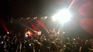 Kashmir - Rocket Brothers - Plaza Condesa México 2013