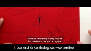 Installatievideo: Hoe monteer ik een AEG- inductiekookplaat?