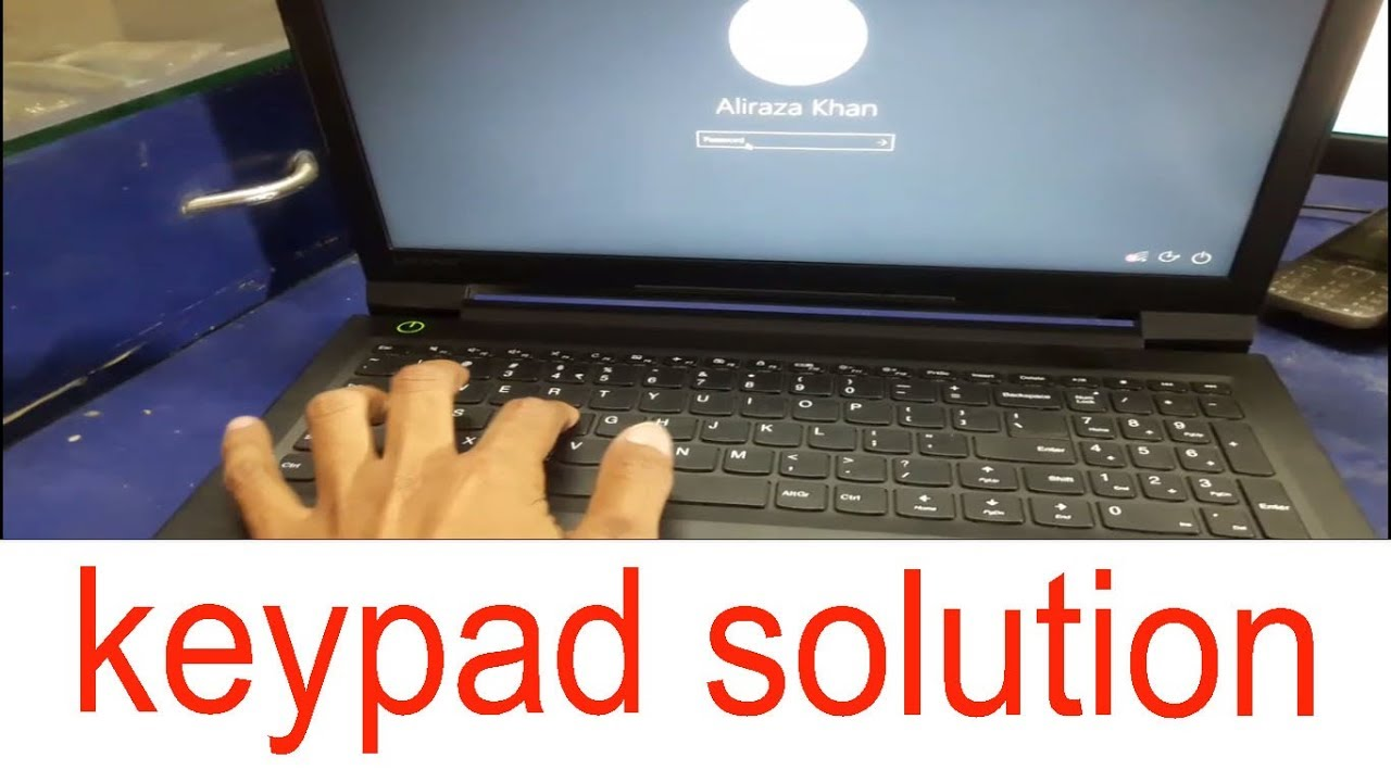 Laptop Keyboard Not Working Solution Without Formatting How To Boot Lenovo V310 Youtube