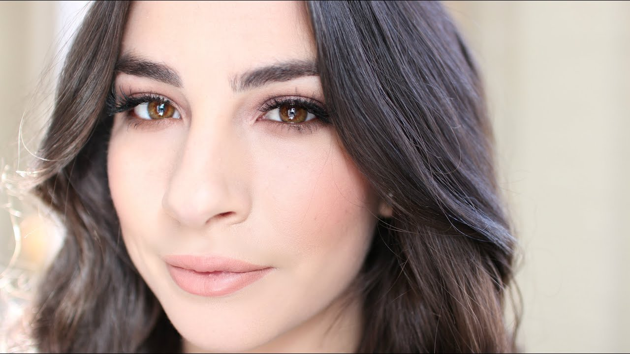 Makeup For Brown Eyes Youtube