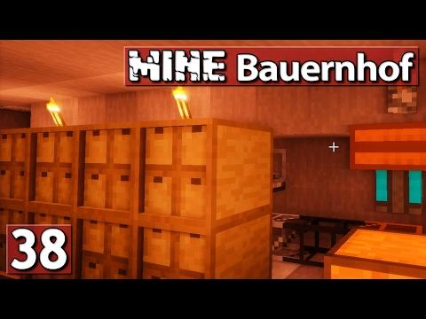 Automatisches Automatiklager ► MINE Bauernhof MINECRAFT LiTW deutsch #38