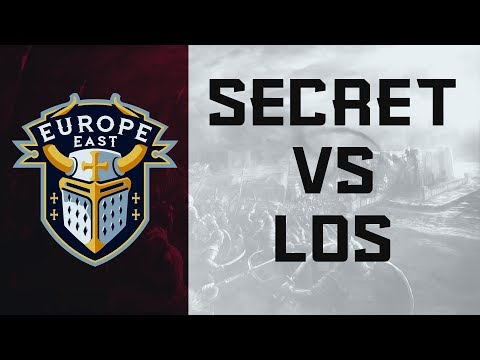 ECL Europe East 4v4 - LoS vs Secret [Semi-Final]