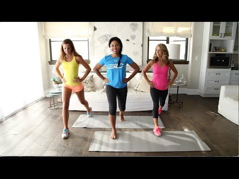 Fitness Thursday: 5 Minute Workout with Katie and Denise Austin