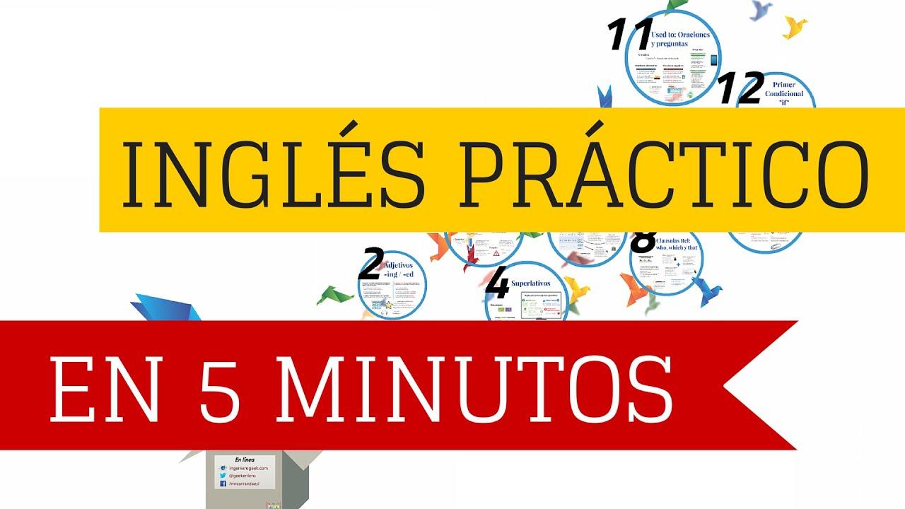Curso de ingl s pr ctico completo en 5 minutos yes en for En resumen en ingles