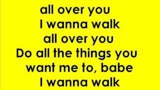 AC/DC -  Walk All Over You Original Lyrics