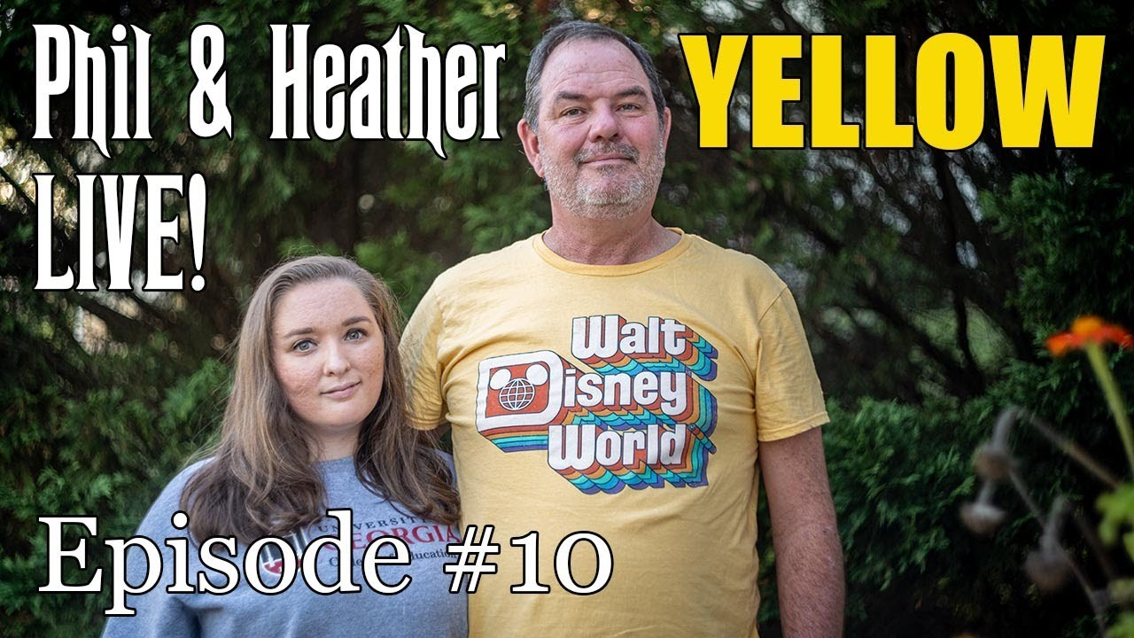 Download Phil & Heather LIVE Episode #10 - Looking at Your Photos!