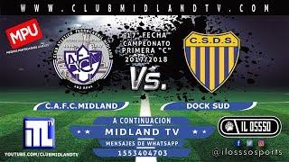 CA Midland vs Dock Sud full match