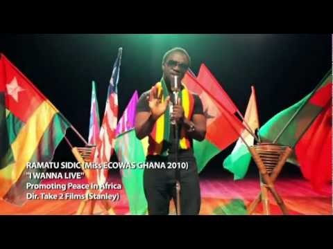 I Wanna Live - Ramatu ft Richie Mensah, J-Town, Zigi and I-Wan