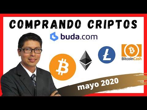 BUDA.COM COMPRA BITCOIN CON TRANSFERENCIA BANCARIA
