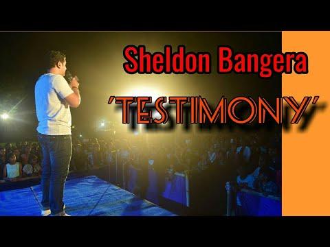 "Sheldon Bangera ""Testimony"" Live at Ranchi"
