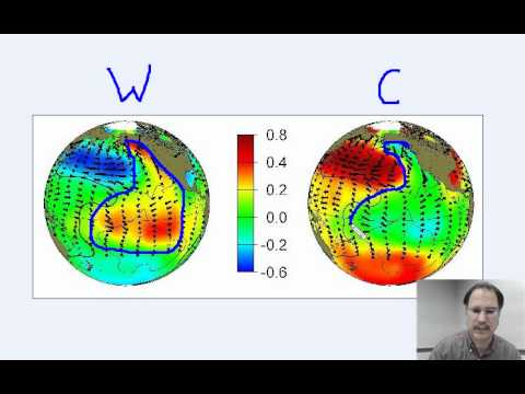 Pacific Decadal Oscillation (PDO) by The SI Weather