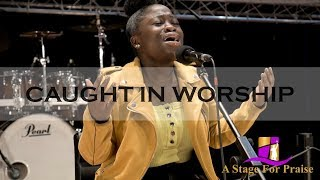 Mariam Dadzie-Ntakyi - Our Father (Spontaneous Worship) | Caught In Worship