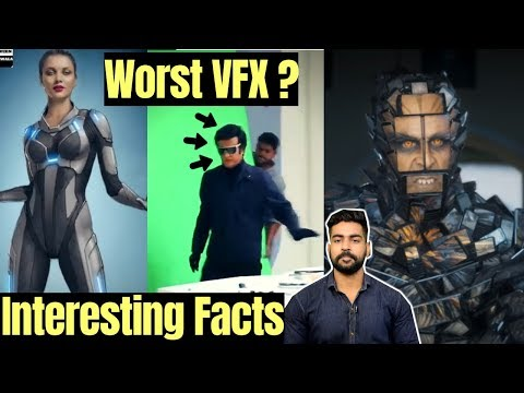 2.0 Movie Interesting Facts [Hindi] | VFX | Most Expensive Indian Movie ? | Trailer | Rajinikanth