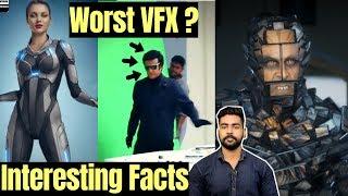 2.0 Movie Interesting Facts [Hindi]   VFX   Most Expensive Indian Movie ?   Trailer   Rajinikanth